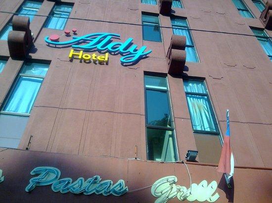 Aldy Hotel Stadthuys: exterior