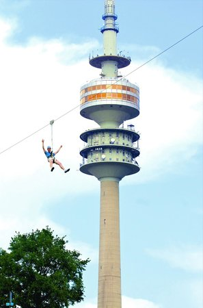 Flying Fox : SAYAQ Adventures GmbH