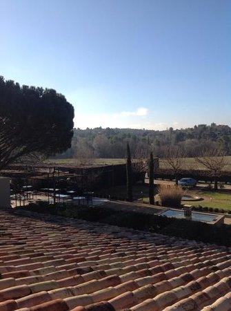 Mercure Aix en Provence Ste Victoire: vue de la chambre