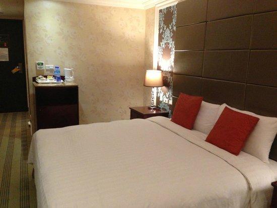 MRT Hotel: 部屋