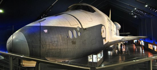 Intrepid Sea, Air & Space Museum: SPACE SHUTTLE