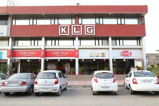 Hotel KLG International : External View