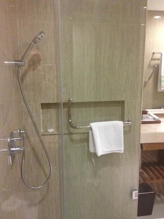 Four Points by Sheraton Bali, Seminyak : shower box