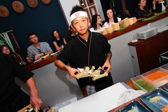 Musso Sushi : Fai :-)