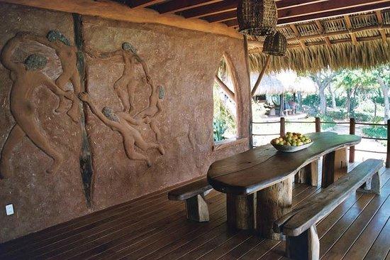 Casa Viva Troncones : Dining with Matisse the Dance