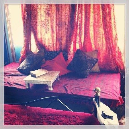 Hotel Hanuman Ghat : Proper chilled