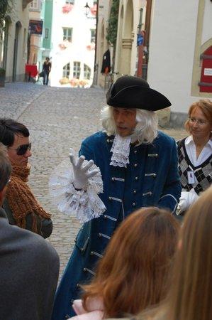Stadtmaus Regensburg Tours