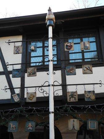 """Handwerkerhof: Ремесленный двор """"Нюрнберг"""""""