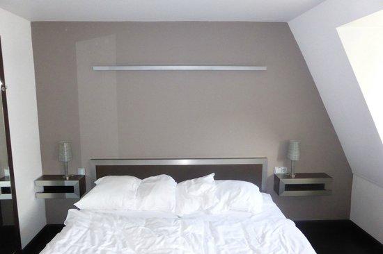 Hotel Beaumont : kamer onder kap