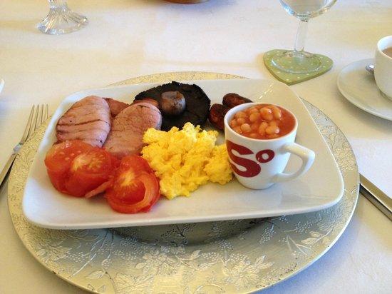 12 Morton Terrace : Breakfast