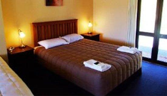 Bealey Hotel: The room