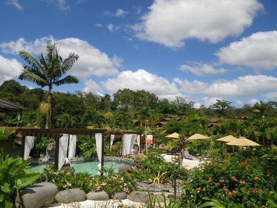 Arenal Springs Resort and Spa: resort veiw