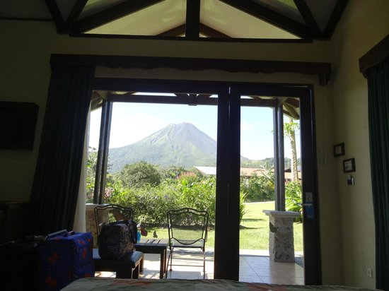 Arenal Springs Resort and Spa: veiw from room