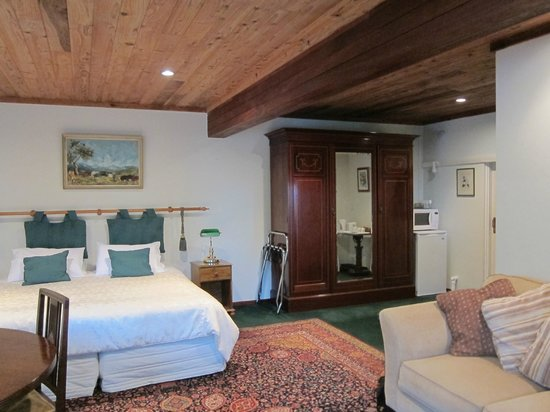 Marlin House Bed & Breakfast: Chambre en rez-de-chaussée
