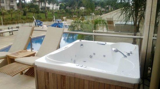 Maxx Royal Belek Golf Resort: На балконе номера