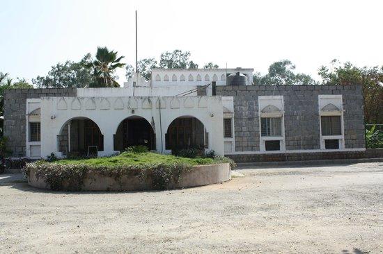 Hotel Mayura Bhuvaneshwari Kamalapur: Hotel Mayura Bhuvaneshwari Hampi