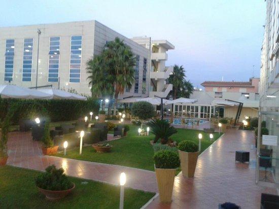 Hotel San Mauro: Ancora esterni...