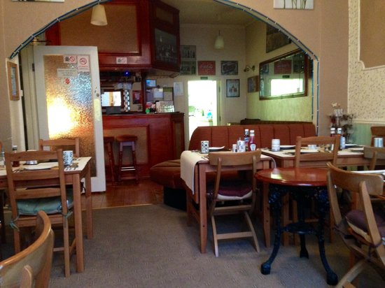 Glen Allen Hotel: dinning room