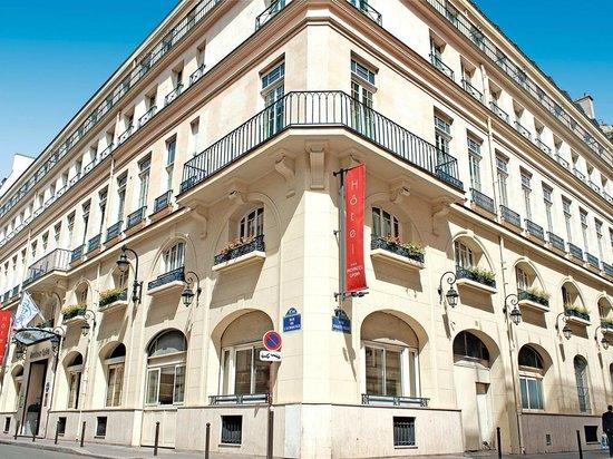Hôtel Provinces Opéra : Façade