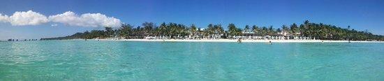 Henann Regency Resort & Spa: Boracay white beach