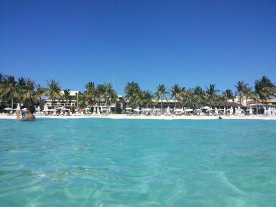 Henann Regency Resort & Spa: Boracay Recency beachfront