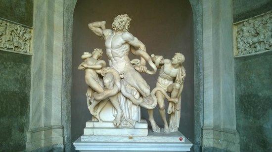 Vatikanische Museen (Musei Vaticani): Laocoonte