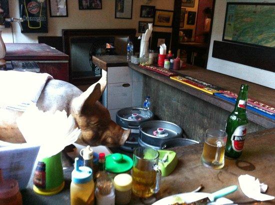Naughty Nuri's Warung and Grill: Indoor