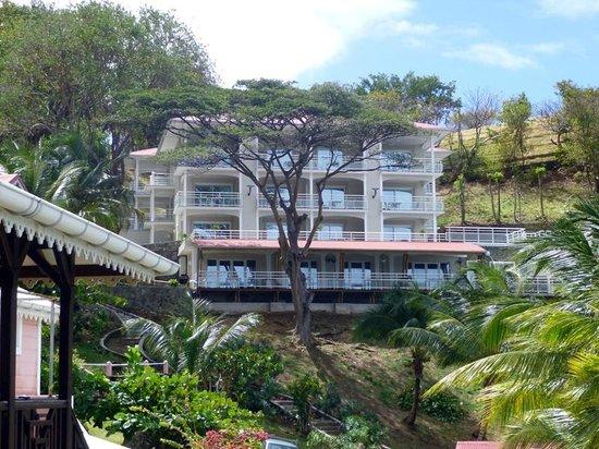 Hotel Bois Joli: Le nouveau bâtiment de 17 chambres