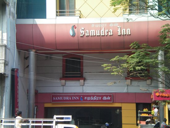 Hotel Samudra Inn, Chennai