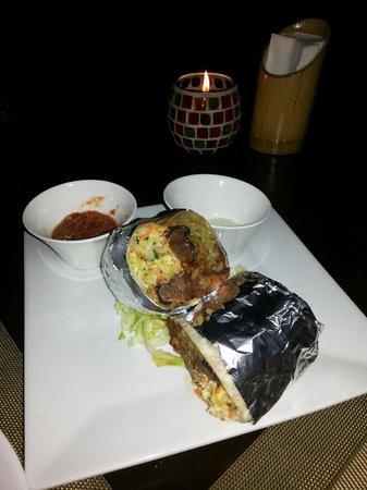 Mayas : Mahi Mahi Burrito