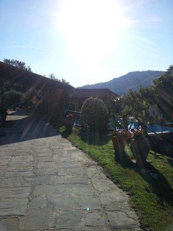 Lerchi, Italia: vista panoramica