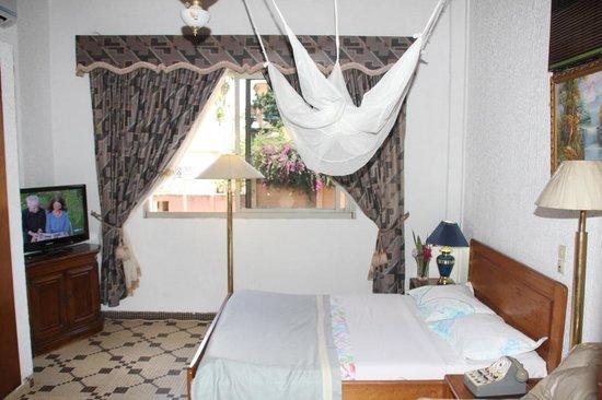 Hotel Laginaque : Regular room ($60 by night)