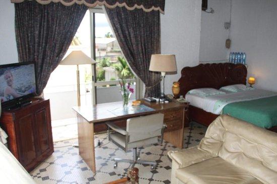 Hotel Laginaque : Senior Suite ($150 by night)