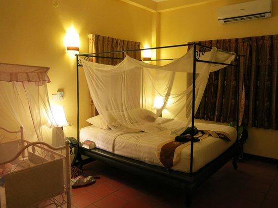 Pavillon Indochine Hotel : Chambre suite