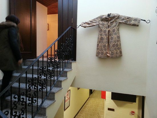 Ottoman Hotel Imperial : Floors