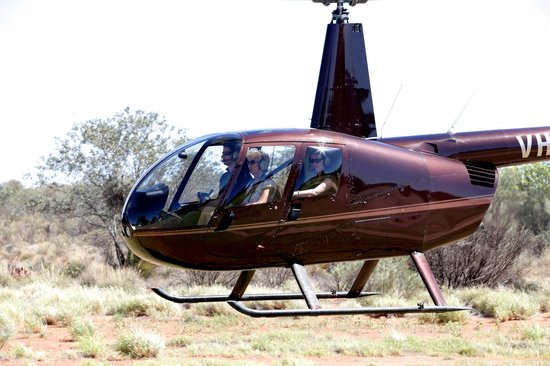 Professional Helicopter Services: up up and away