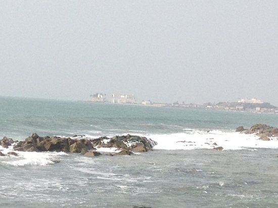 Mable's Table : View of Elmina Castle (the first building built by Europeans in sub-saharan Africa)