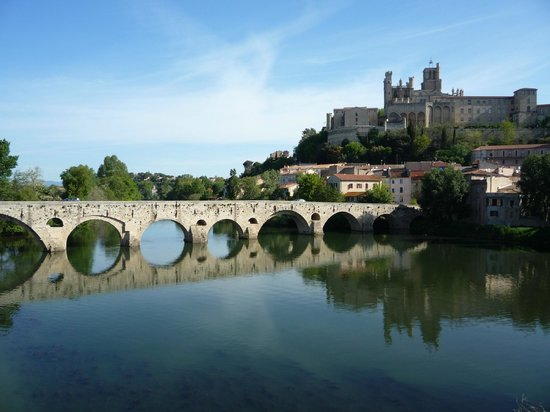 Beziers, France: panoramica