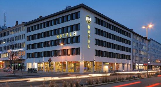 B&B Hotel Nuremberg-Hbf