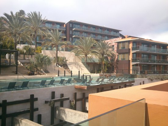 Sheraton Gran Canaria Salobre Golf Resort: Les bâtiments