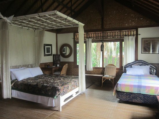 Bali Breeze Bungalows : One of the bedroom (Got two)
