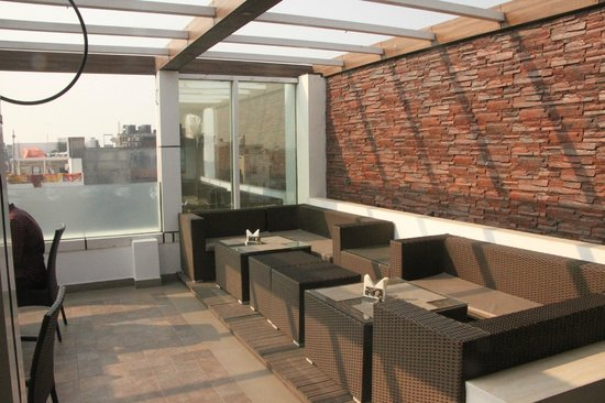 Hotel City Star: Rooftop Dining