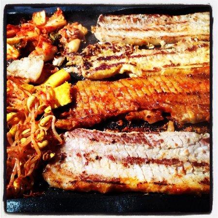 Palsaik Samgyupsal Korean Bbq 8 Flavors Of Pork