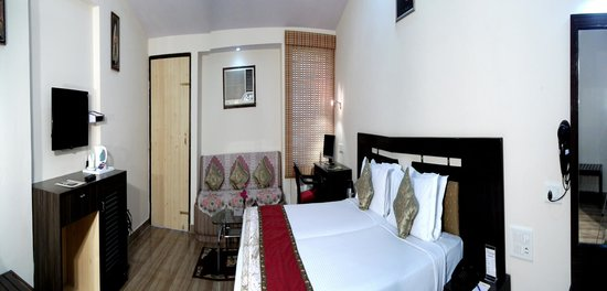 Sunrise Health Resort: Aravalli Suite