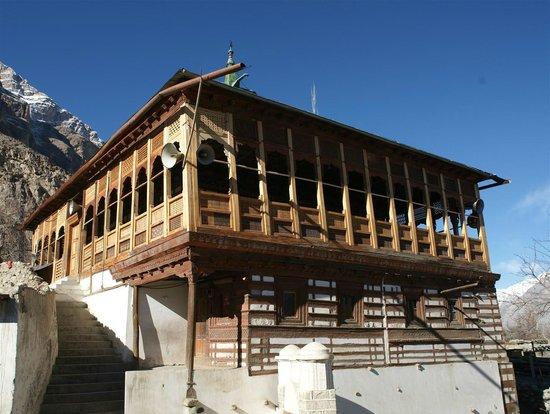 Chaqchan  Mosque  khaplu baltistan