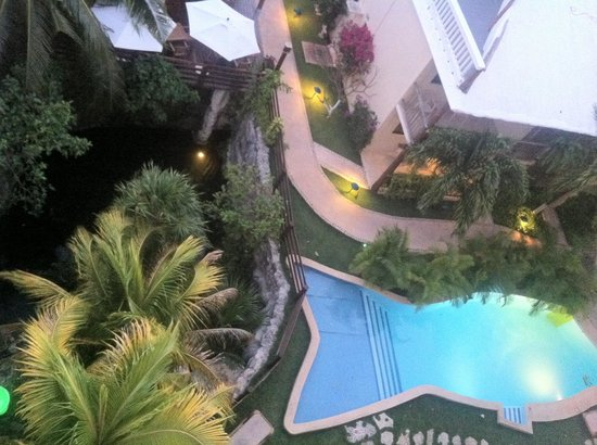 Hotel Posada Sian Ka'an: No se olviden de ir a la terraza