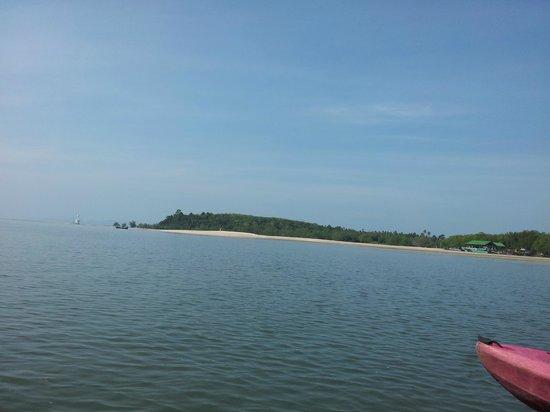Phranang Full Moon Kayaking: начало пути