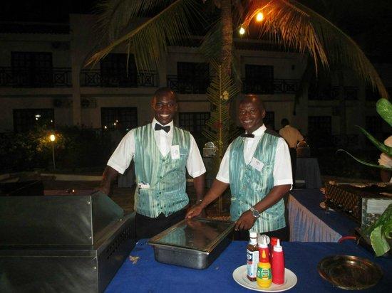 Diani Sea Resort : Casmil and Adams