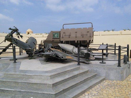 Fortaleza de Sao Miguel: йй