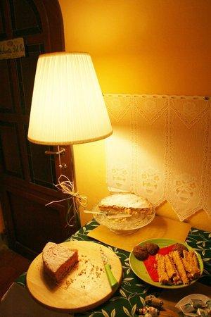 Antica Casa dei Rassicurati: colazione